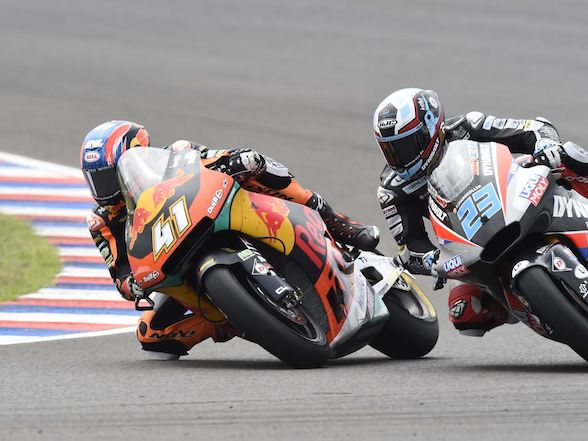 "Brad Binder on Argentina penalty: ""We need to be more relaxed"""
