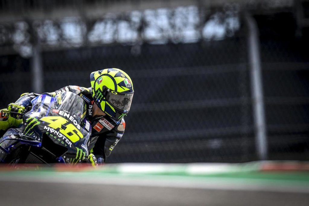 COTA Circuit America MotoGP Rossi