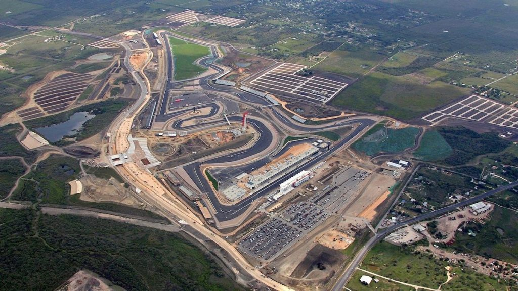 Circuit of the Americas COTA MotoGP