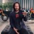 Keanu Reeves Arc Motorcycles Video