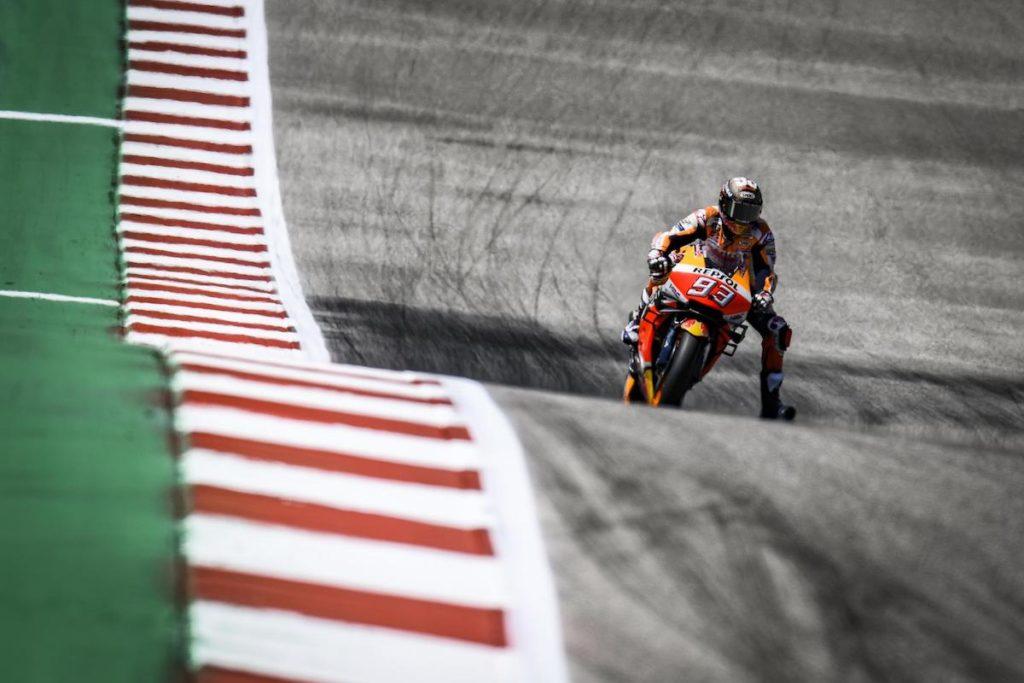 Marc Marquez Austin COTA America MotoGP Feature