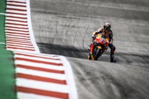 Austin MotoGP Friday: The Yamaha is on top, however…