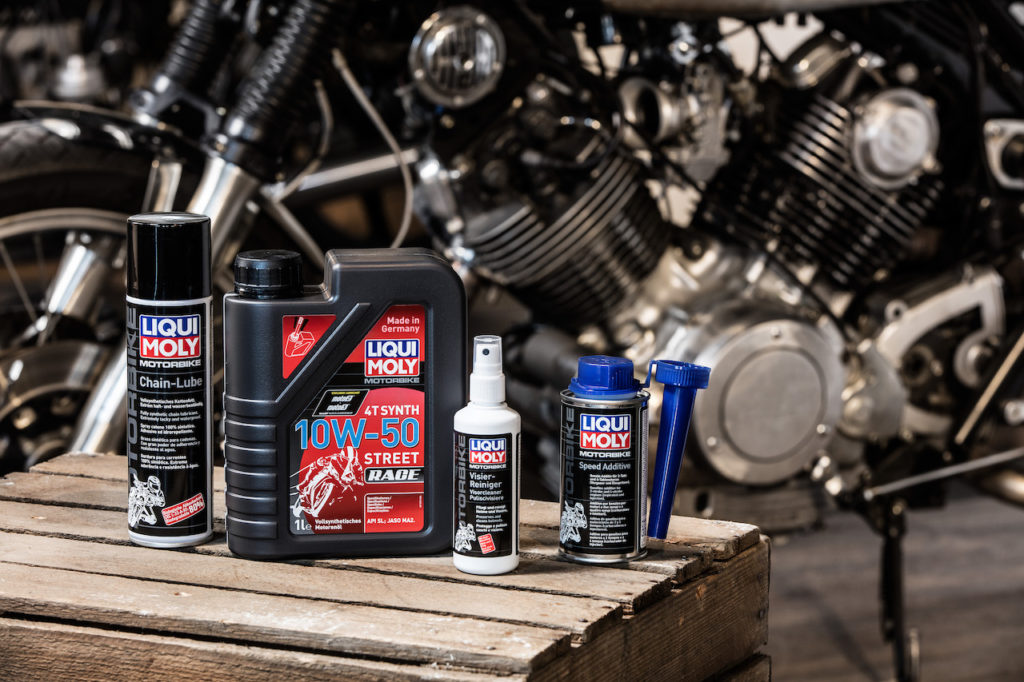 Motorcycle lubricants fluids change every year Performance Technic