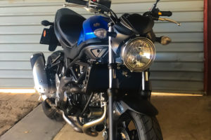 Why I chose a Suzuki SV650 above every other motorcycle