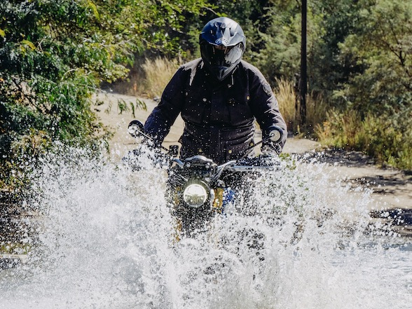 "Review: Triumph Scrambler 1200 XE, the bike that will make SA go ""hey?"""