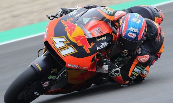 KTM is giving away a free track day with Brad Binder