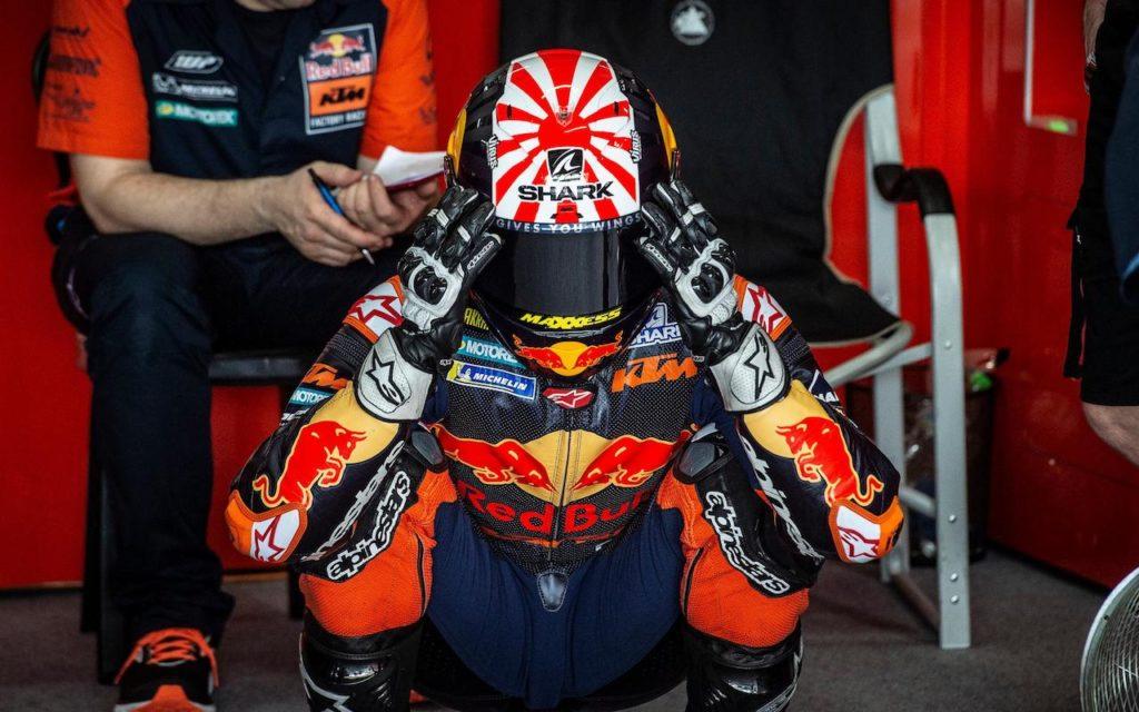 Helmets performance Technic johann zarco ktm