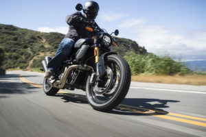 "Road test – Indian FTR1200 flat tracker for the street: ""hell yeah!"""