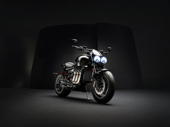 New Triumph Rocket 3 TFC: biggest motor, most torque, most mental