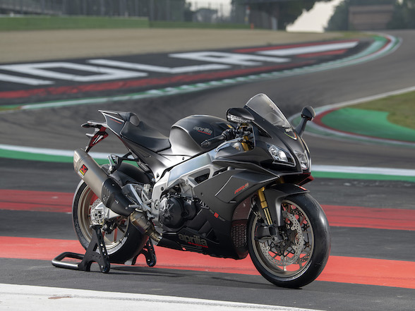 Aprilia and Moto Guzzi are coming back to South Africa