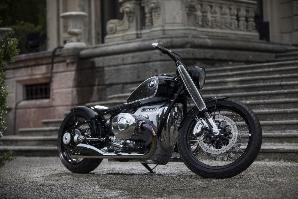 Bmw R 18 Concept Reality Beckons For Bmw Cruiser The Bike