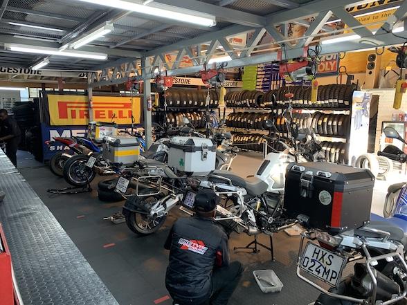 Bike Tyre Warehouse wins both Pirelli and Metzeler dealer awards