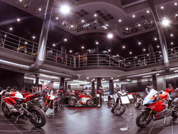 World Of Motorcycles is Ducati South Africa's New HQ