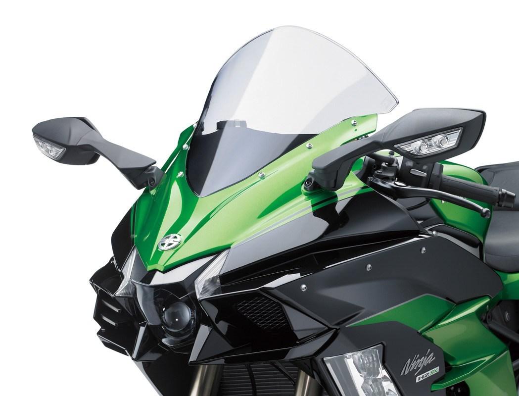 Kawasaki H2 SX SE head.efy
