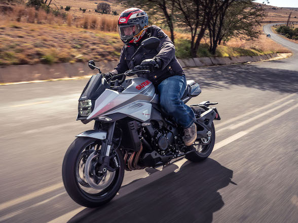 Review: The new Suzuki Katana – be cool