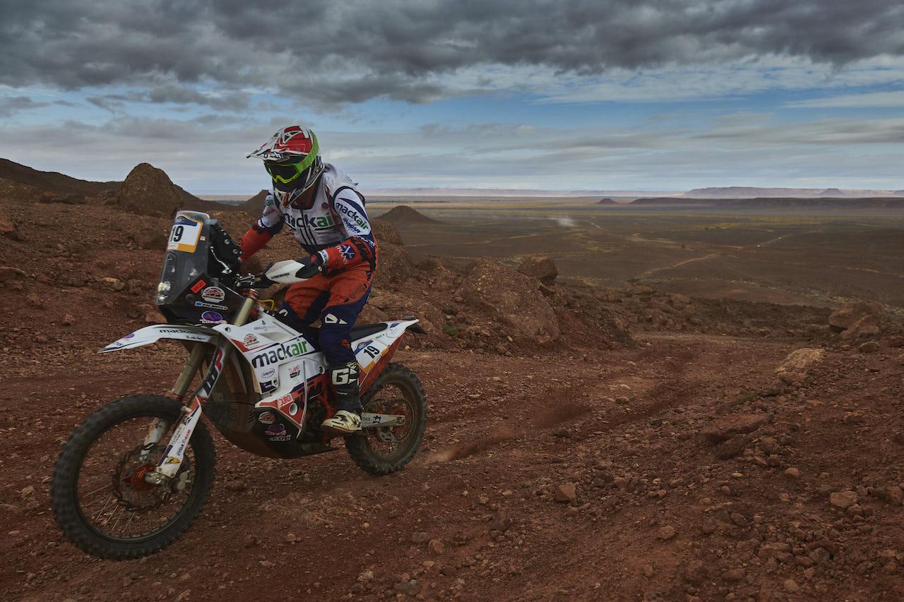Ross Branch Dakar KTM 4