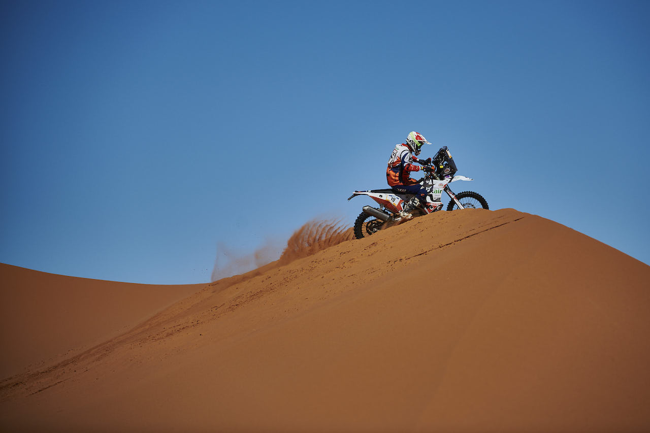 Ross Branch Dakar KTM 6