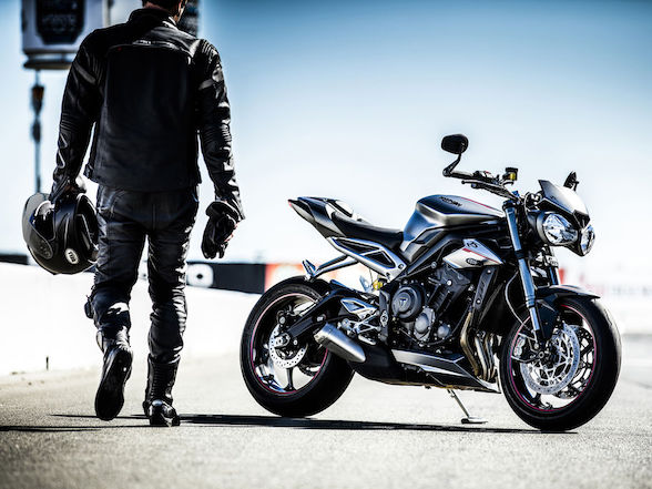 Triumph South Africa opens online store
