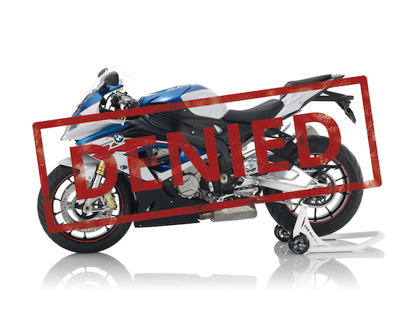 Performance Technic Tip: Look after your motorcycle, your insurance & warranty requires it