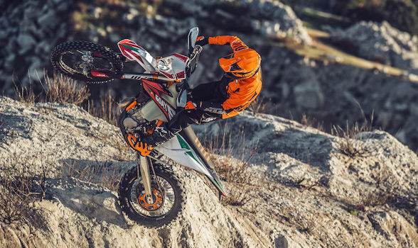 KTM 2020 EXC Enduro range launch test report
