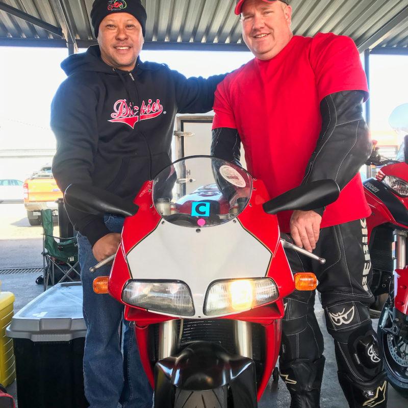 Ducati Zwartkops Track Day 1384