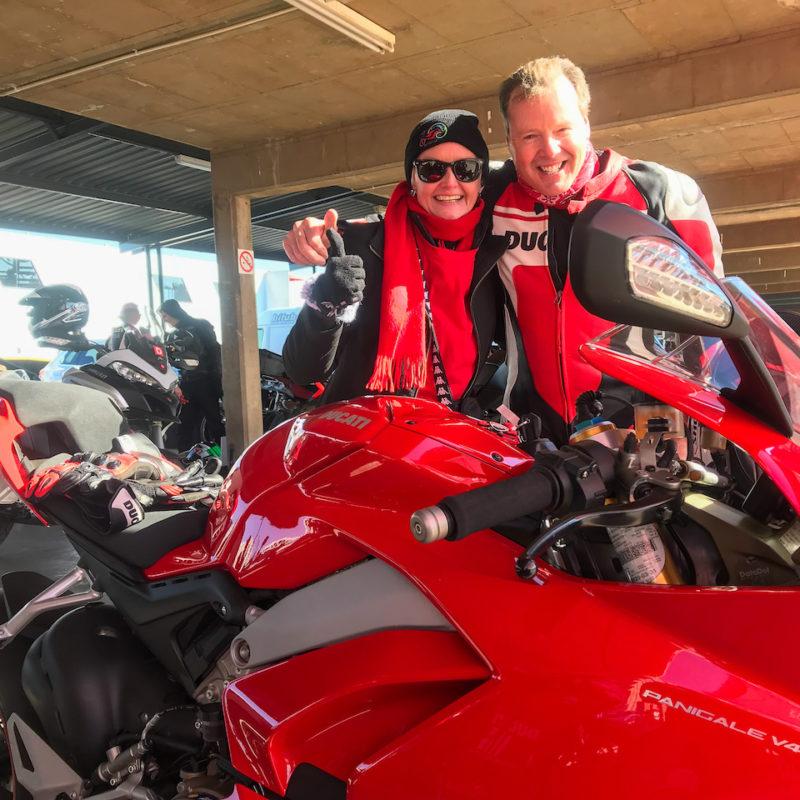Ducati Zwartkops Track Day 1385