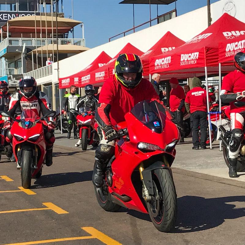 Ducati Zwartkops Track Day 1390