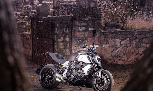 Ducati Diavel 1260:Muscle, style, sophistication and malice