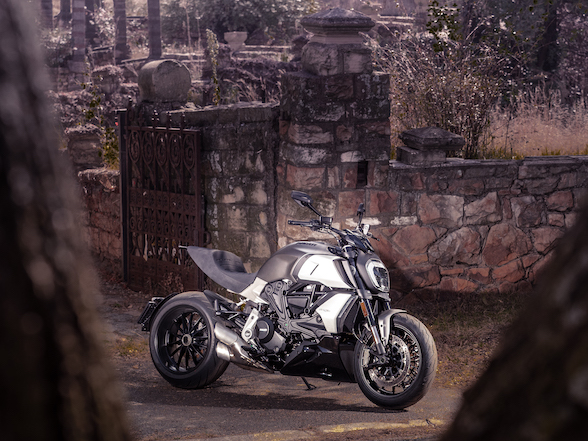 Ducati Diavel 1260: Muscle, style, sophistication and malice