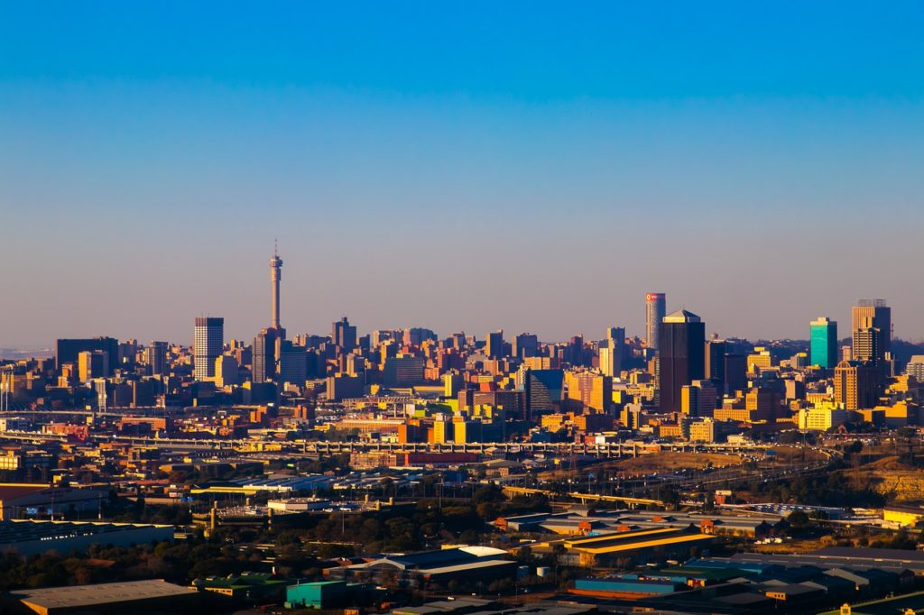 Johannesburg dust motors Fire It Up