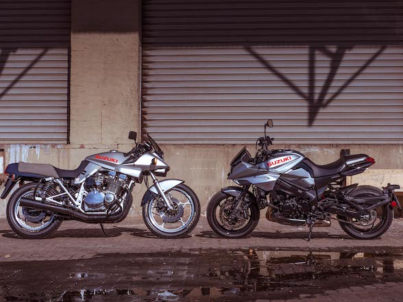 Suzuki Katana Day: Sunday, 11 August at Smokin' Aces