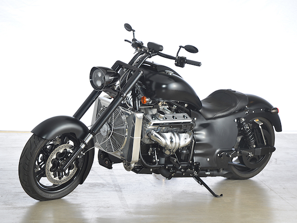 Boss Hoss V8 motorcycles are coming to South Africa