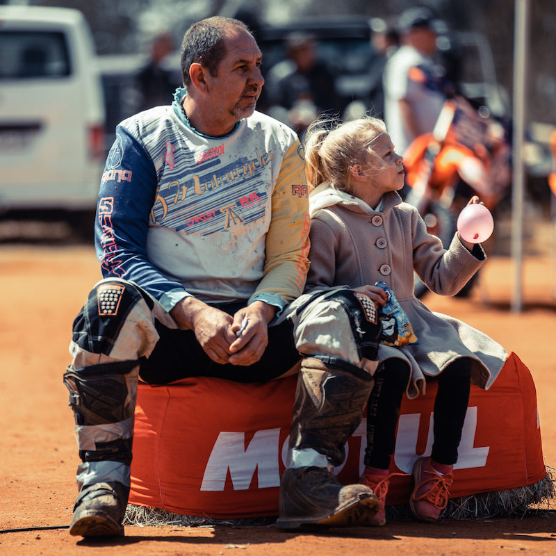 Family day out at the 2019 Stofskop, taken by ZCMC