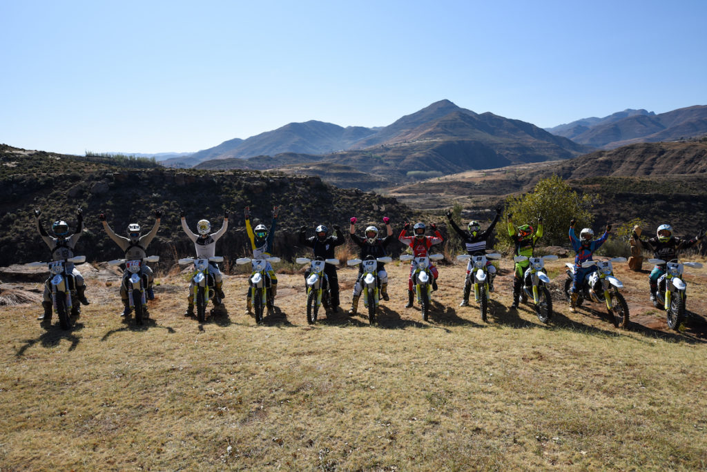 Husqvarna takes Press into the heart of Lesotho to launch the 2020 range of enduro models. Captured by Carli Smith for www.zcmc.co.za