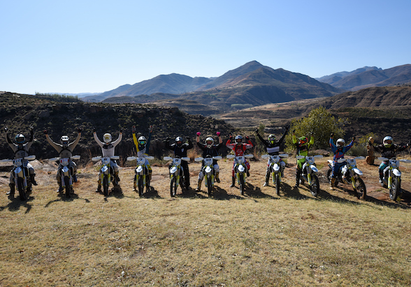 Lesotho and rediscovering the joys of enduro riding