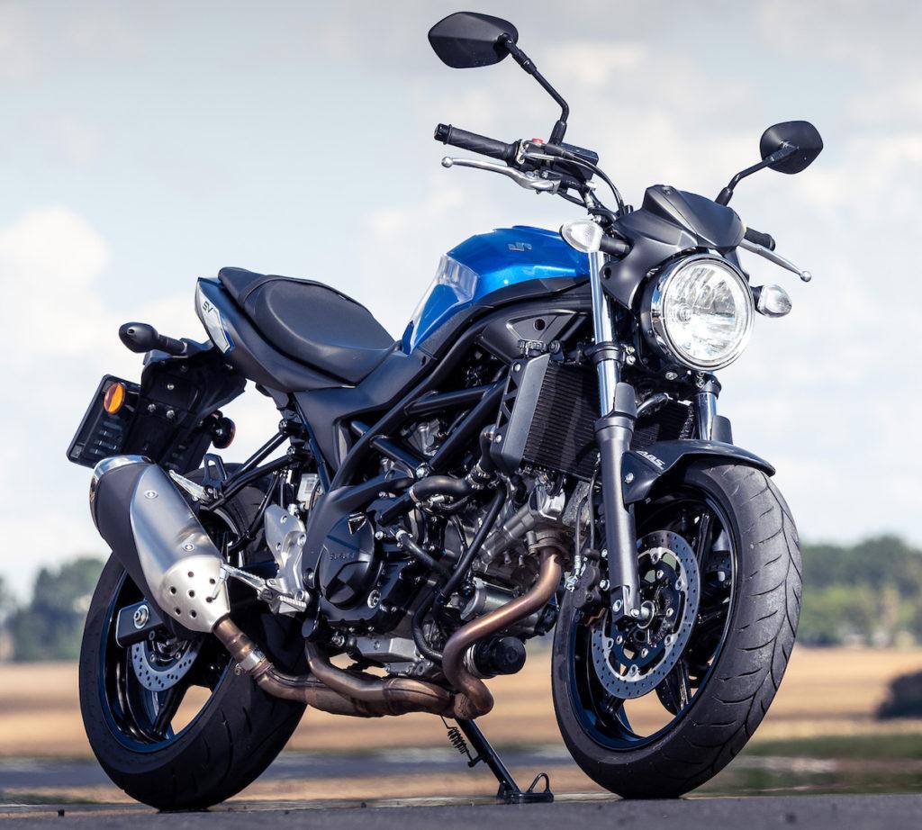 Suzuki SV650 Feature