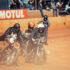 The flat oval track gives riders a chance to pit their machines against one another and kick up some dust, 2019 Stofskop taken by ZCMC Feature