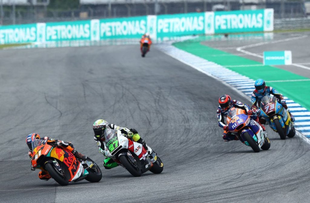 Can Brad Binder win moto2 KTM AL0I6927