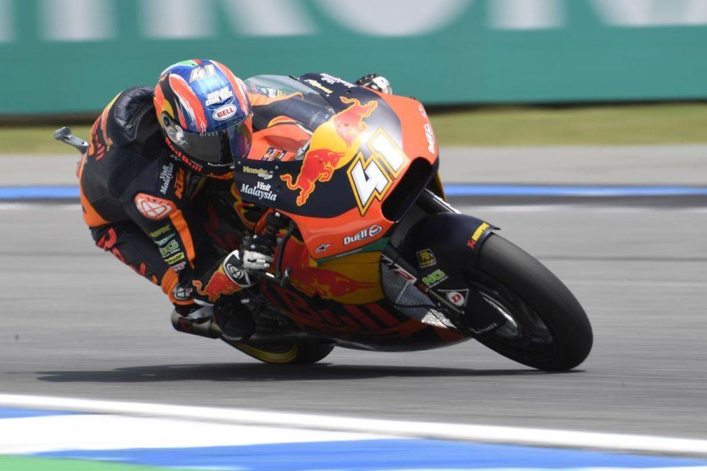 Brad Binder, Thailand Moto2 2019