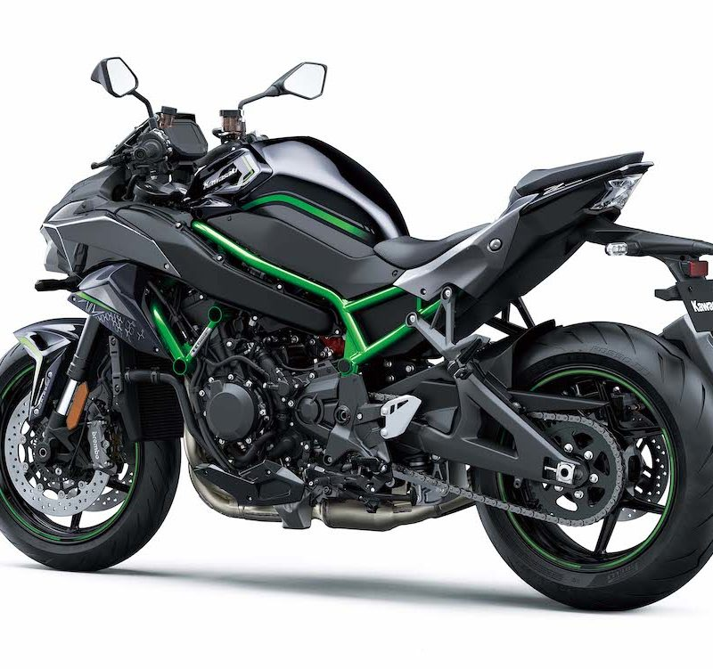 Kawasaki Z H2 Supercharged Naked 25