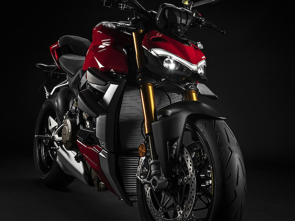 At last, the Ducati Streetfighter V4 is unveiled