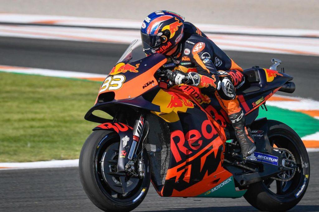 33-brad-binder Valencia test full throttle