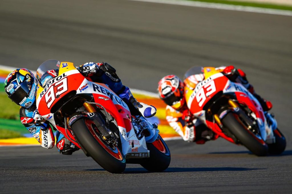 Alex Marc Marquez MotoGP Repsol Honda
