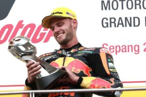 Binder victorious in Malaysia