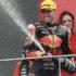 Brad Binder three wins Moto2 Valencia podium feature