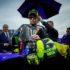 Valentino Rossi Yamaha MotoGP retire grid Feature