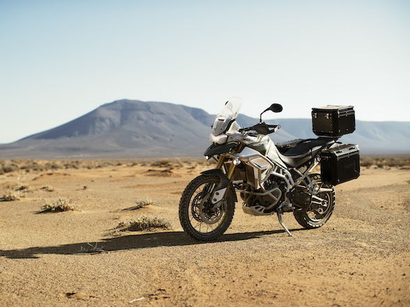 Triumph unveils the new Tiger 900 Rally Pro