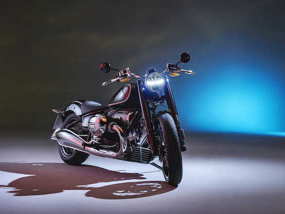 Details and gallery: BMW unveils the R 18 cruiser