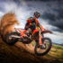KTM Signs Charan Moore offroad racing berm Feature