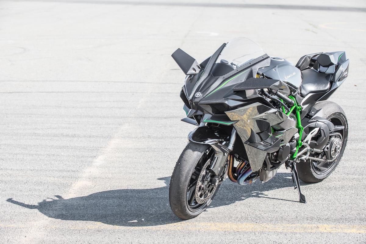 Kawasaki H2R 6188